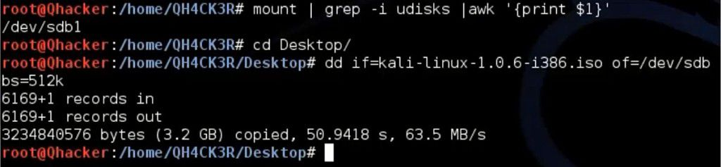 How To Install Kali Linux On USB Drive Persistent_image01