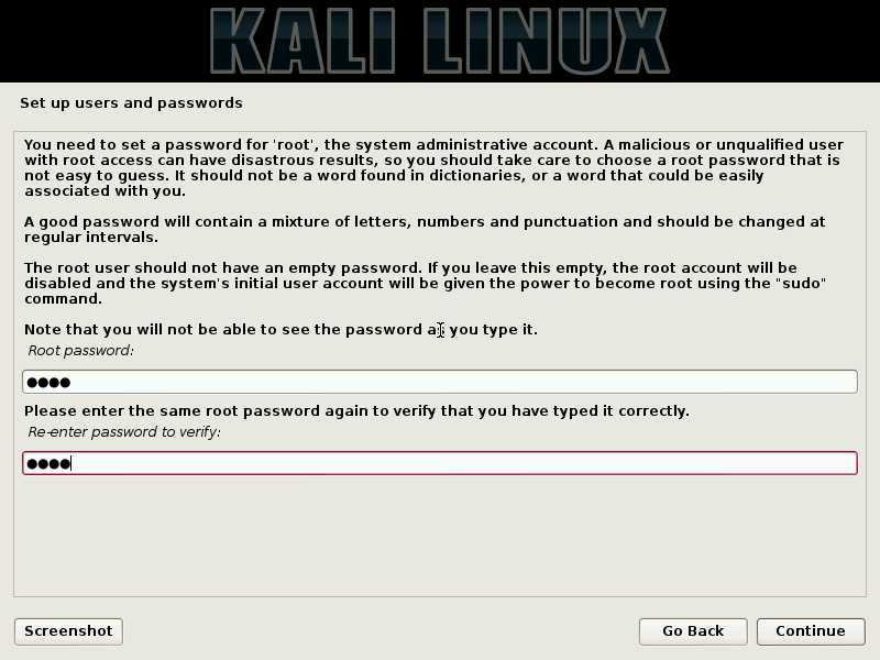Hard Drive Installation of Kali Linux image3