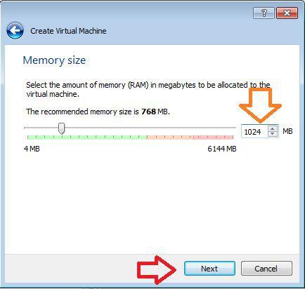 Create Virtual Machine For Fedora02
