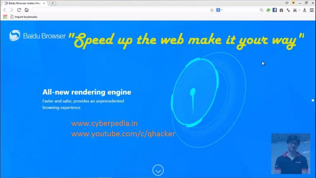 install baidu browser