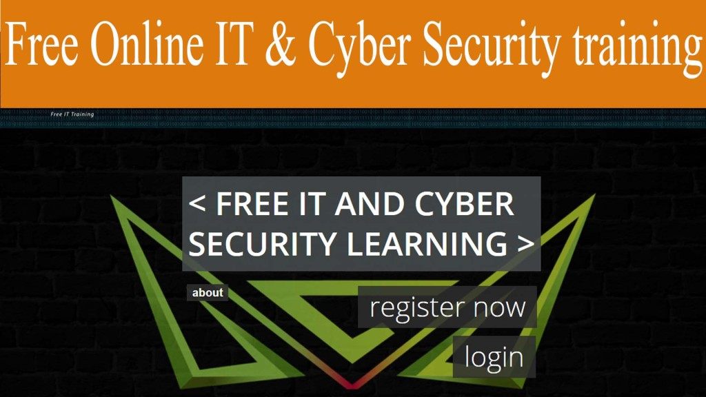 Get online courses Ethical hacking and Penetration testing Free