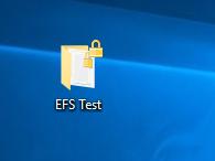 lock icon over folder.