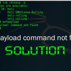 msfpayload-command-not-found