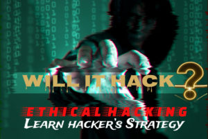 Ethical hacking tutorial Learn hackers strategy